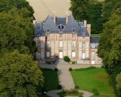 Chateau de Fleury la Foret