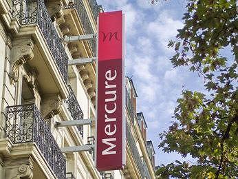 Photo of Mercure Raspail Montparnasse Paris
