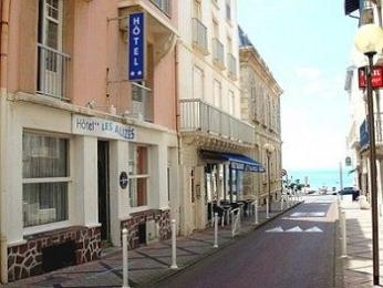 Hotel les Alizes Biarritz