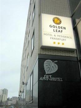 Golden Leaf Hotel & Residence Frankfurt