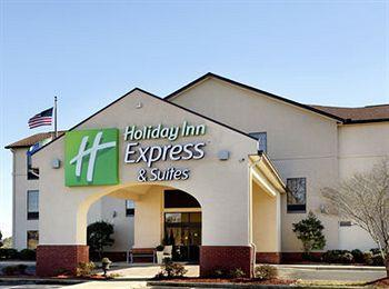 Holiday Inn Express Jasper