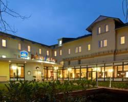 BEST WESTERN Parkhotel Krone
