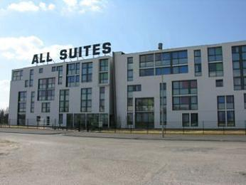 All Suites Home Bordeaux Lac