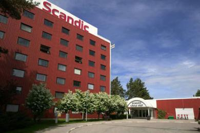 Scandic West Hotel