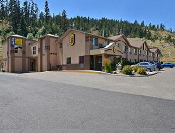 Photo of Super 8 Motel Kamloops