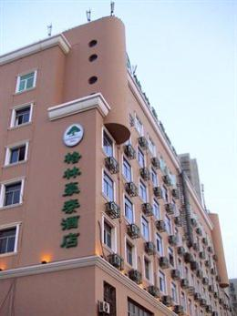 GreenTree Inn Hangzhou Qiutao Road Business Hotel