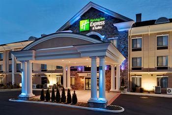‪Holiday Inn Express Hotel & Suites Warminster/Doylestown‬