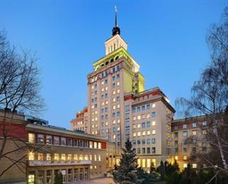 Photo of Crowne Plaza Hotel Prague