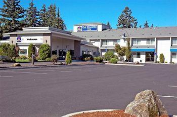 BEST WESTERN Oak Meadows Inn