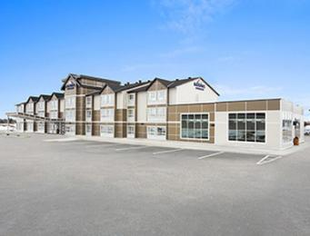 Microtel Inn And Suites Timmins