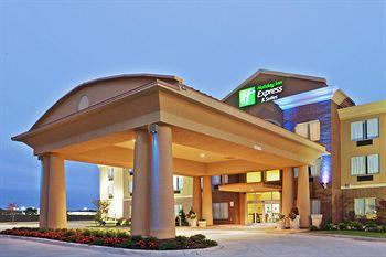 ‪Holiday Inn Express Hotel & Suites Pauls Valley‬