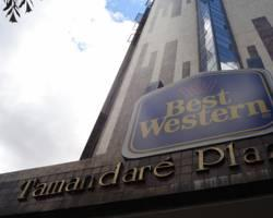 BEST WESTERN Tamandare Plaza Hotel