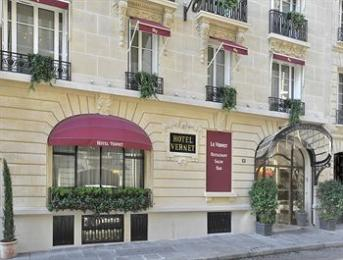 Photo of Vernet Hotel Paris