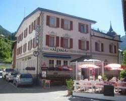 Hotel Alpina Zernez