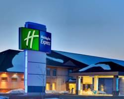 Holiday Inn Express Dryden