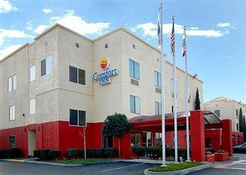 Comfort Inn Merced