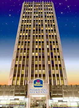 BEST WESTERN President Hotel Auckland