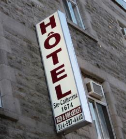 Photo of Hotel Ste Catherine Montreal