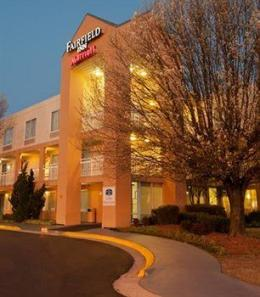Fairfield Inn Marriott Cross Creek Mall
