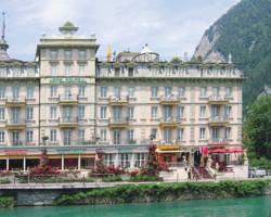 Photo of Hotel Central Continental Unterseen