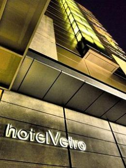 hotelVetro: studio suites & convention center