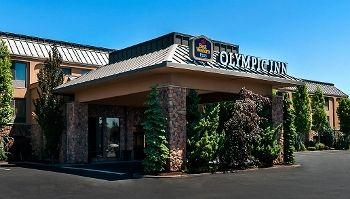 BEST WESTERN PLUS Olympic Inn Klamath Falls