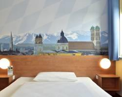 B&B Hotel Munchen-Airport