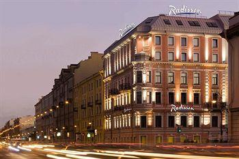 Photo of Radisson Sonya Hotel St. Petersburg