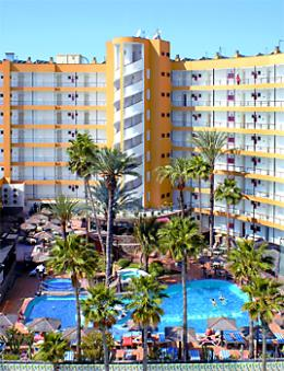 Hotel Maritim Playa