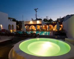 Photo of Hotel Kallisti Thera Santorini