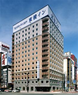 Toyoko Inn Sapporo Susukino Kosaten