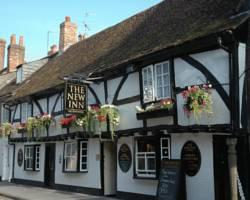 The New Inn and Old House