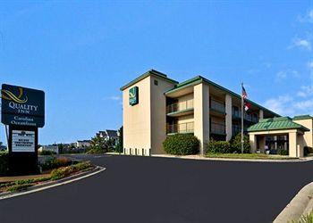 Photo of Quality Inn Carolina Oceanfront Kill Devil Hills