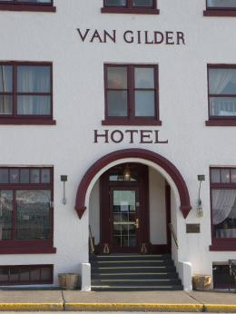 The Van Gilder Hotel