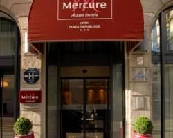Mercure Lyon Plaza Republique