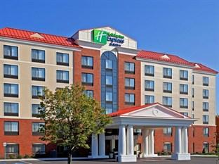 ‪Holiday Inn Express Hotel & Suites Latham‬
