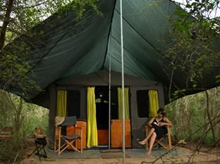 Mahoora Tented Safari Camp Wilpattu