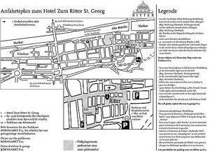 Hotel Zum Ritter St. Georg