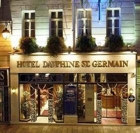 Hotel Dauphine Saint Germain