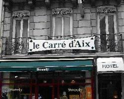 Le Carre d'Aix