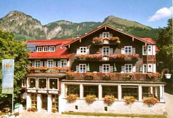 Alpenlandhotel Hirsch