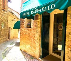 Photo of Hotel Raffaello Urbino