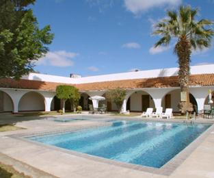 Desert Inn Catavina