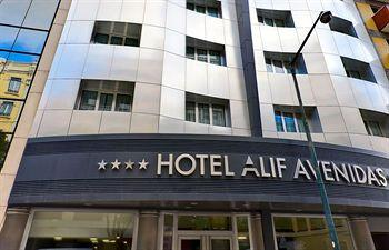 Hotel Alif Avenidas