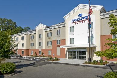 ‪Candlewood Suites Burlington‬