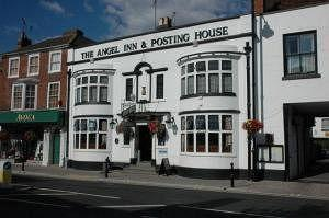 Photo of Angel Inn Hotel Pershore