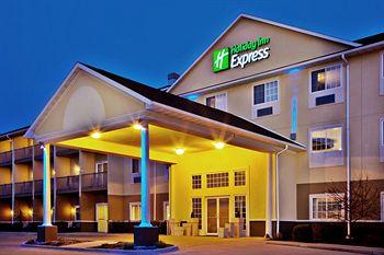 ‪Holiday Inn Express Le Claire Riverfront - Davenport‬