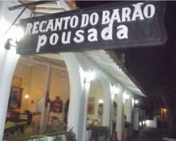 Recanto Do Barao Pousada