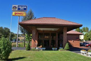 BEST WESTERN Amador Inn