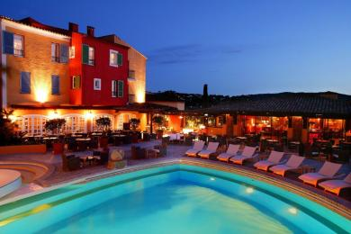 Hotel Byblos Saint Tropez